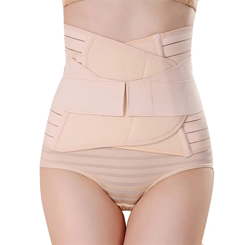 C-Section Recovery Girdle Belly Belt Waist (S1213)