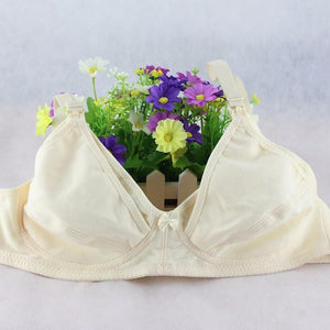 Comfortable Breast Feeding Nursing Bra for Women(742) - The Women Wears