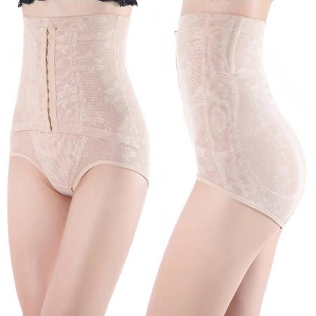 Body Shaper - High Waist Belly Hip Slimming Underwear (773) - The Women Wears
