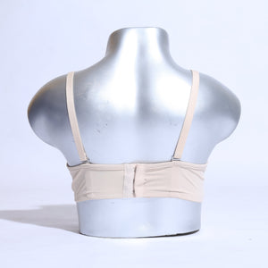 COMFORTABLE PUSH-UP PADDED BRA - Beige ( 1094 ) - The Women Wears