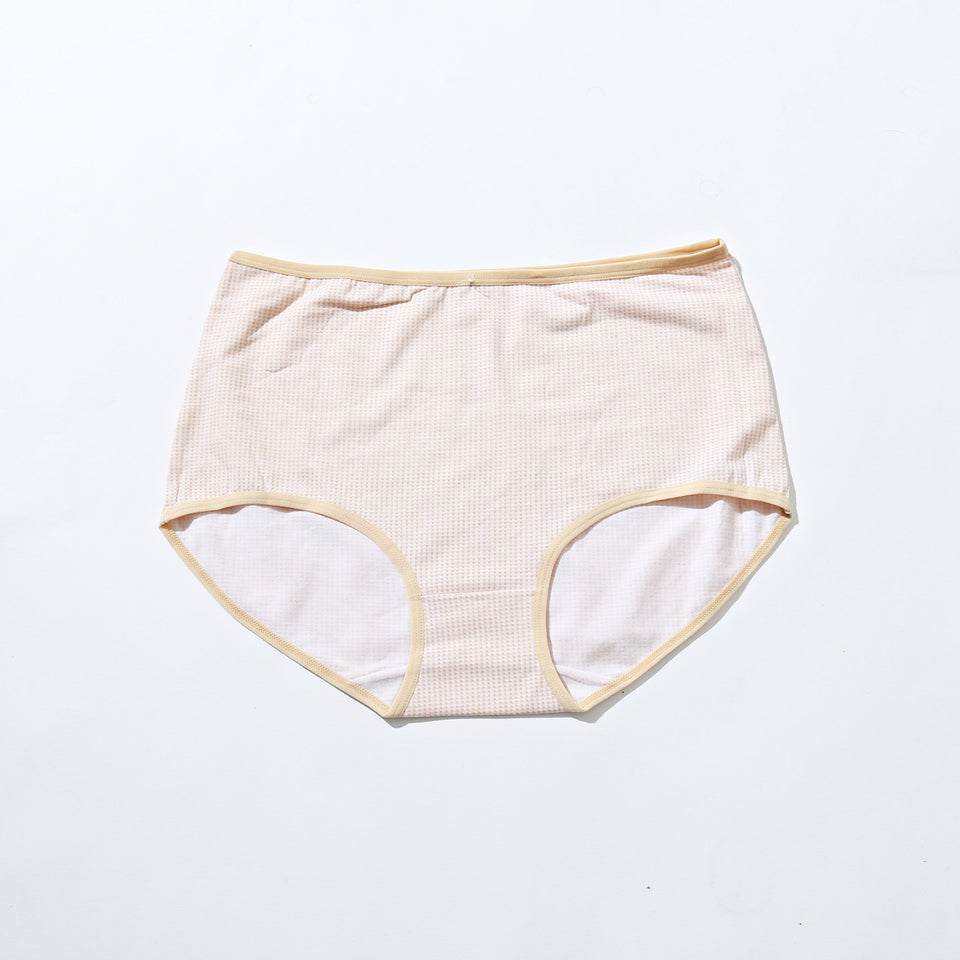Breathable Cotton Women Underwear - Light Biege (757) - The Women Wears