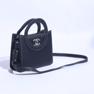 Pure Leather CrossBody Bag With Long Strap ( B - 037 ) - The Women Wears