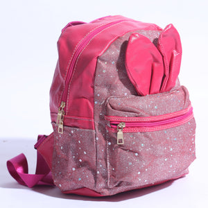 Mini Back Pack With Rabbit Ears ( BP- 016 ) - The Women Wears