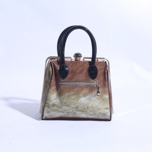 Women Luxury Hand Bag With Genuine Leather ( B - 039 ) - The Women Wears