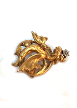 Load image into Gallery viewer, Antique Dragon Diamond Pendant