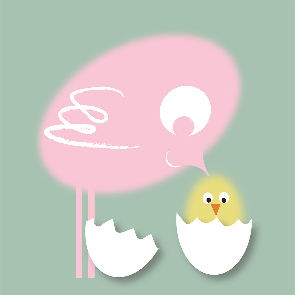Baby Chick Pink