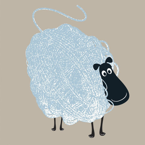 Snuggly Sheep