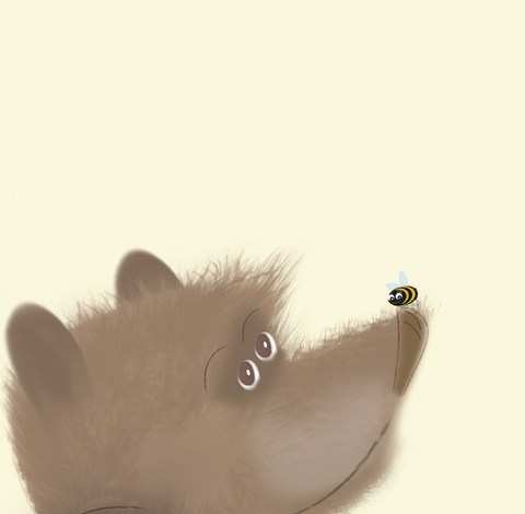 Bee Friend Bear