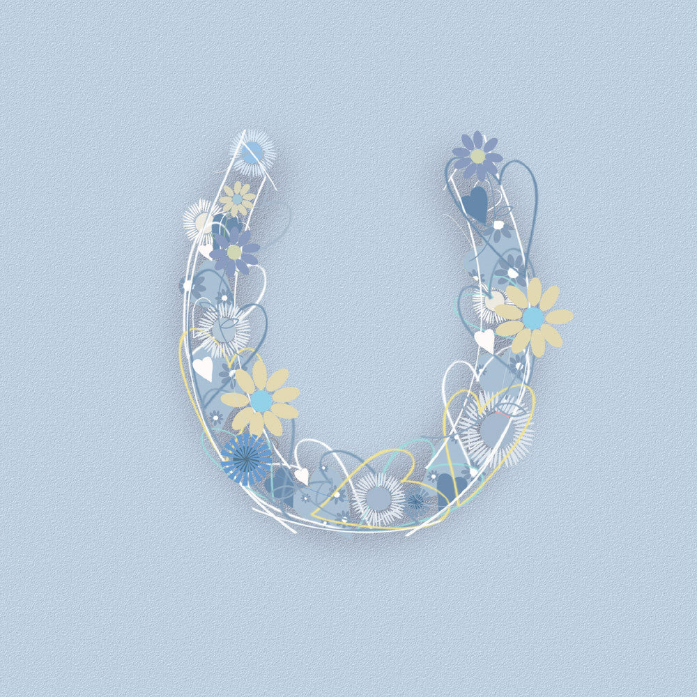 Flower Horseshoe