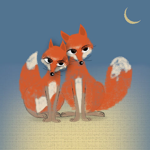 Box of Foxes