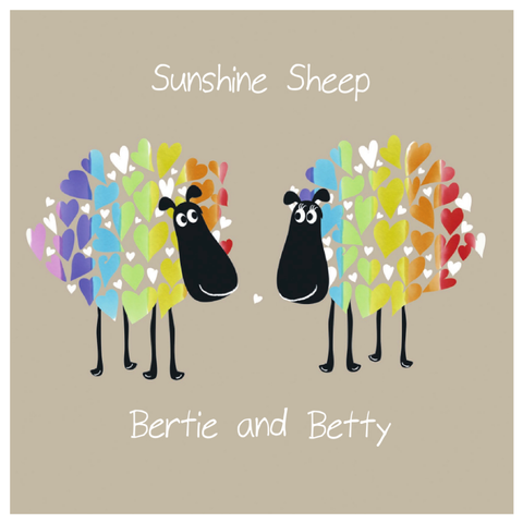 Sunshine Sheep