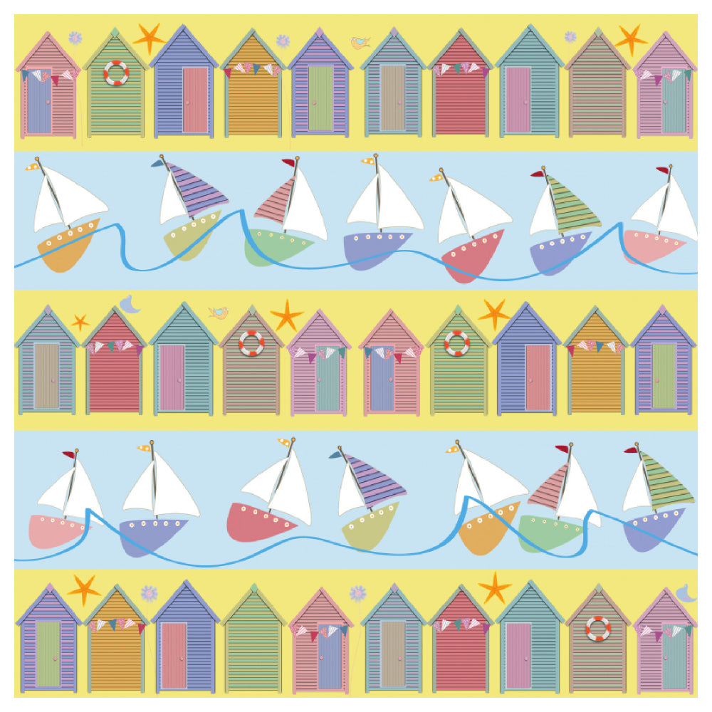 Boats and Beach huts