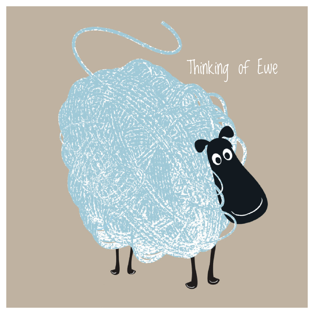 Knit Me sheep