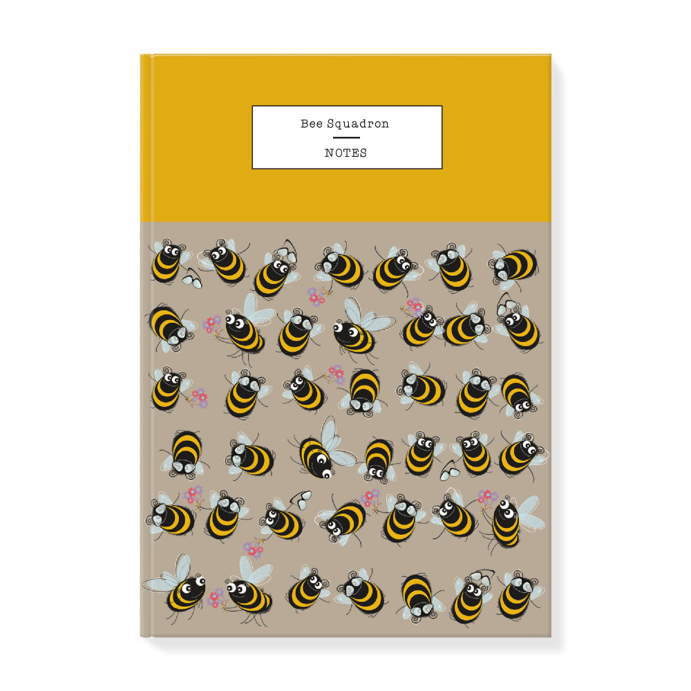 Bee Squadron Notebook