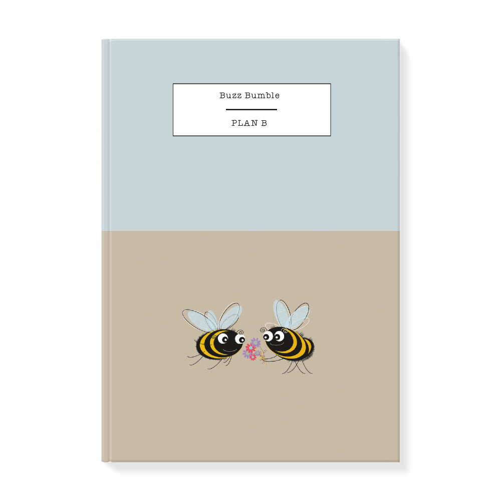 Plan Bee Notebook
