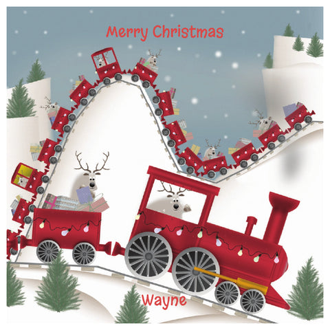 Wayne's Train