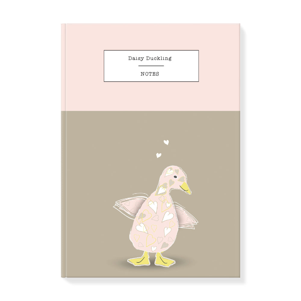 Daisy Duckling Notebook