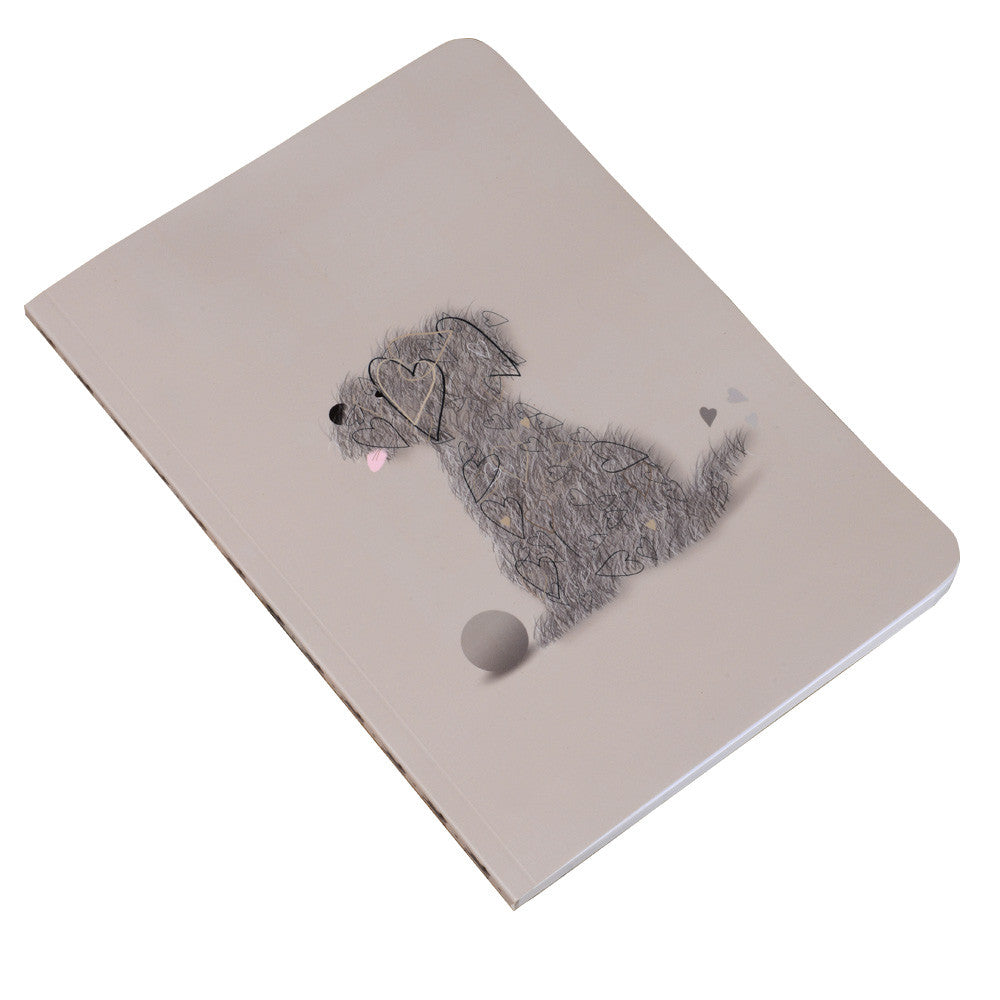 Scruffy the Dog Notebook