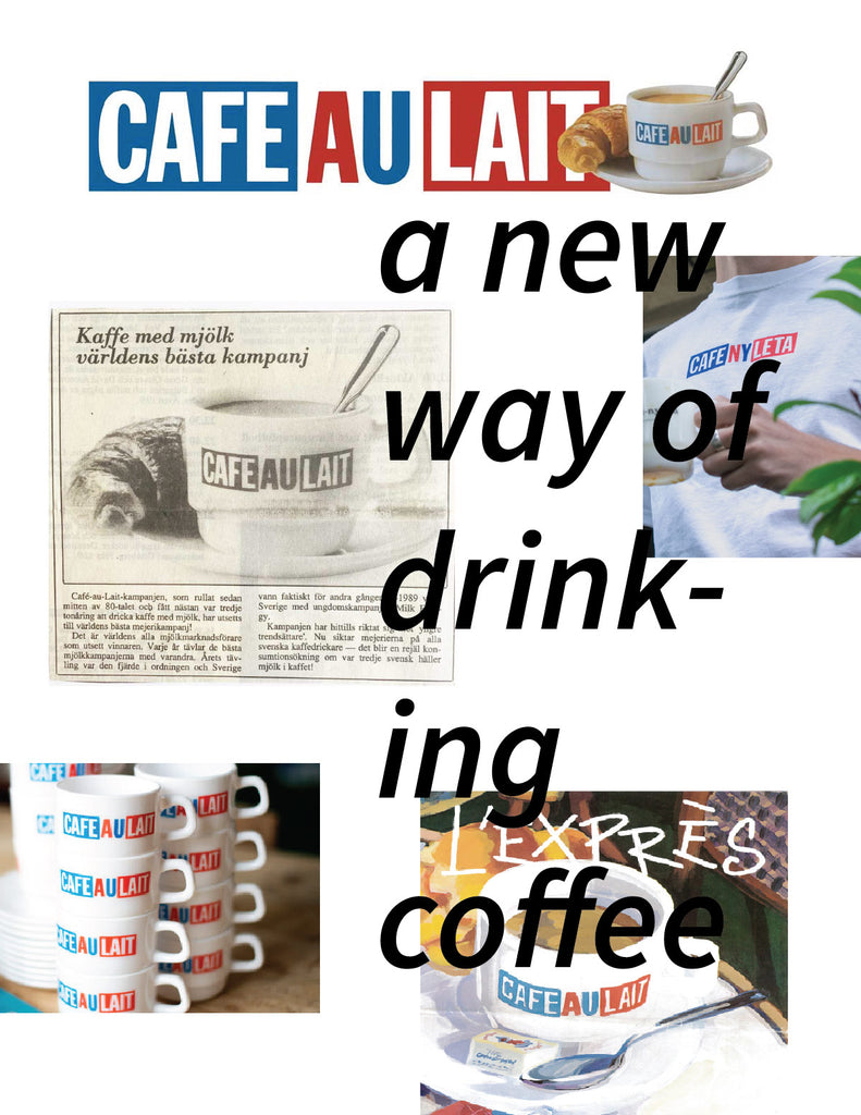 Now Serving - Cafe Au Lait 1992