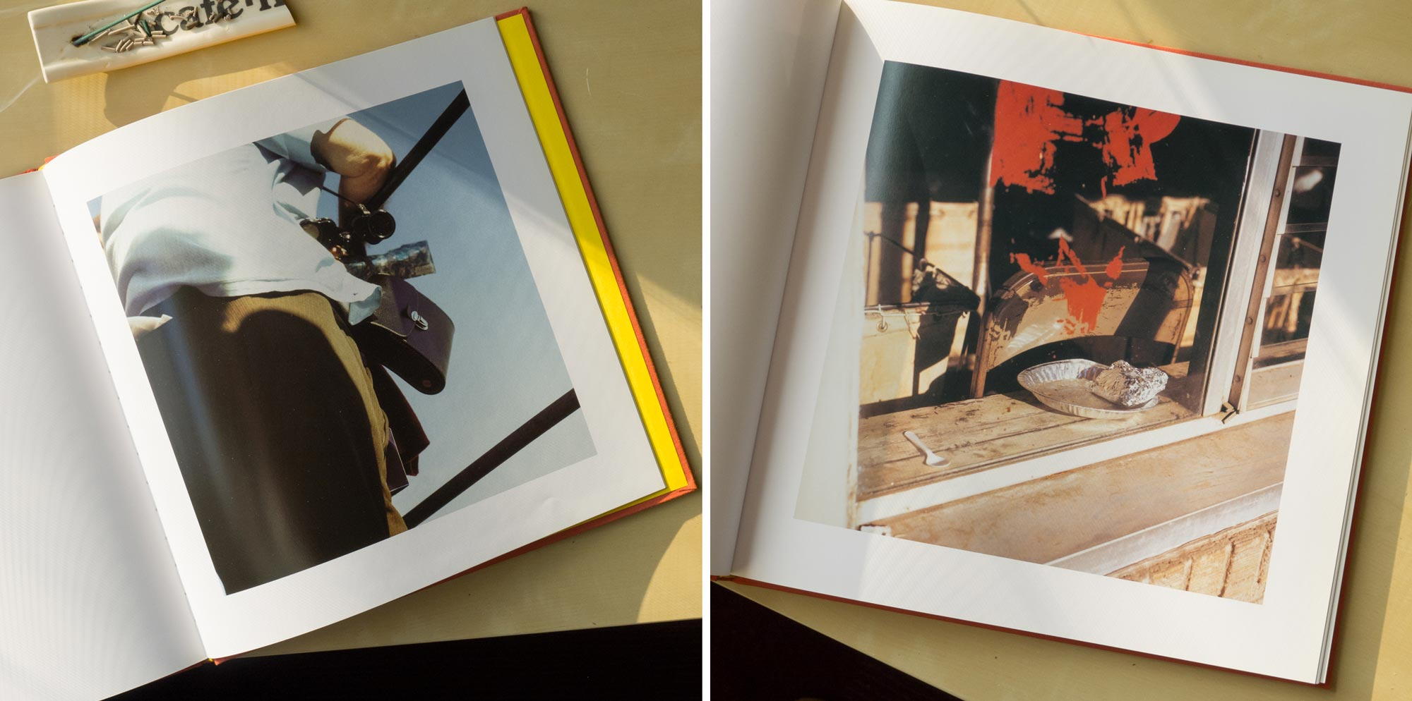 Coffee Table Collection William Eggleston 2¼ and For Now – CAFE