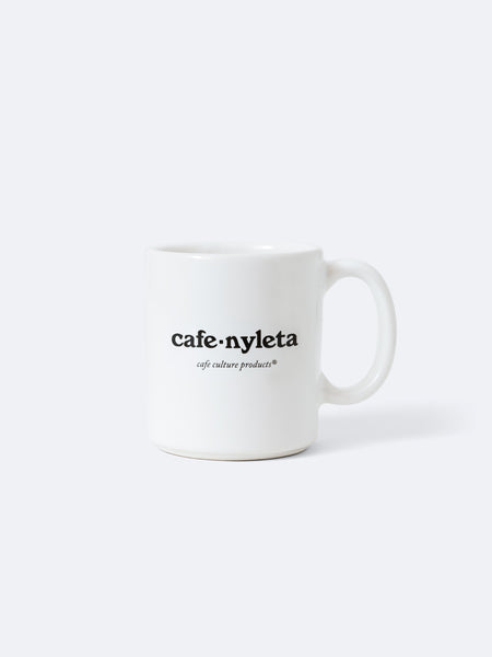 Staff Mug - Cafe Nyleta