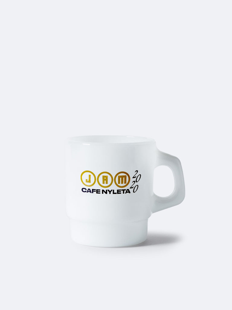 Cafe Jam Fire King® Mug