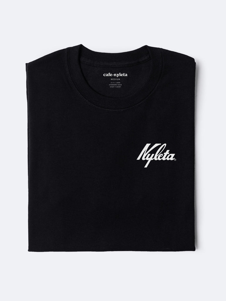 Dripper Tee L/S - Cafe Nyleta