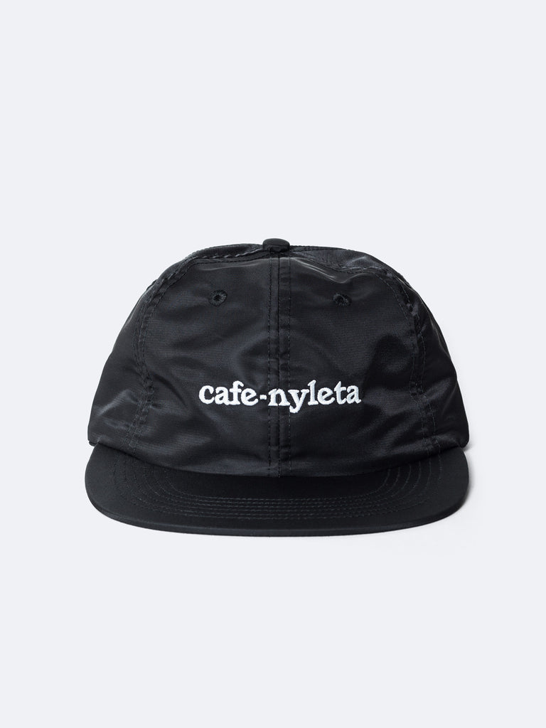 Nylon Weather Cap - Cafe Nyleta
