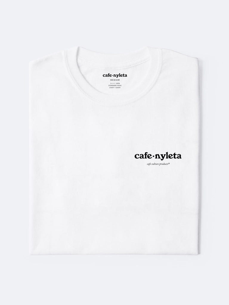 Staff Tee - Cafe Nyleta