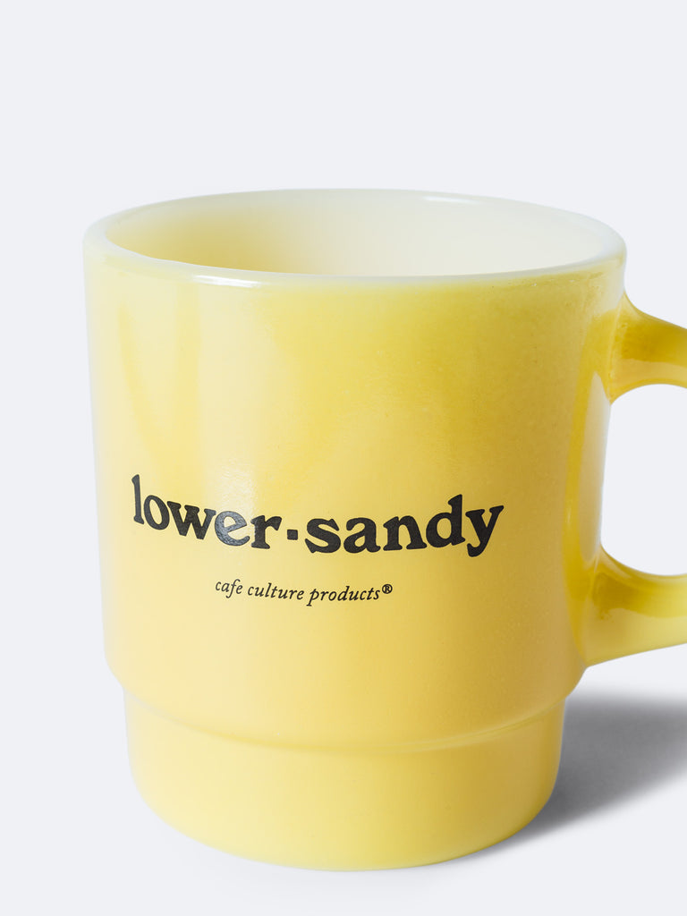 Lower Sandy Mug - Cafe Nyleta