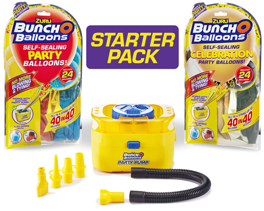 Bunch-O-Balloons Party Starter Pack