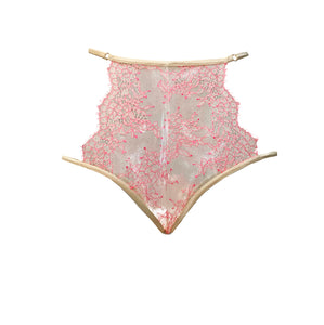 Impatiens Chantilly Lace Cut Out Panty