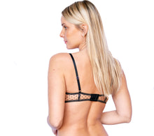 Load image into Gallery viewer, Inverness Unlined Lace Underwire Balconette Bra c