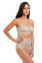 Load image into Gallery viewer, Gold Rush Balconette Bra