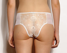 Load image into Gallery viewer, Sheer lace back