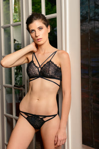 Berlin Strappy Lace Tanga