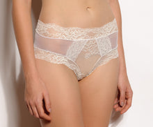 Load image into Gallery viewer, Paris Tulle and Lace Sheer Panties