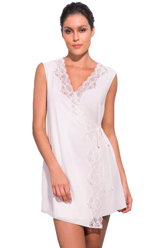 Hibiscus Overlapping Nightdress
