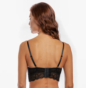 Louisiana Daisy Underwire Soft Cup Bra with Guipure