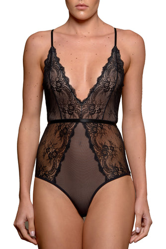 York Lace Bodysuit