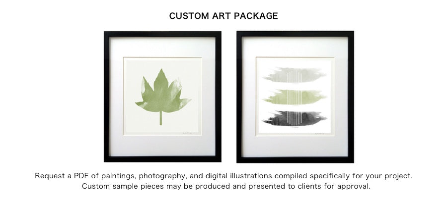 Custom Art Package