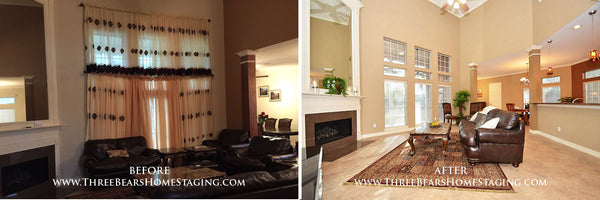 Houston Home Staging