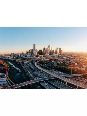 Houston Skyline #375