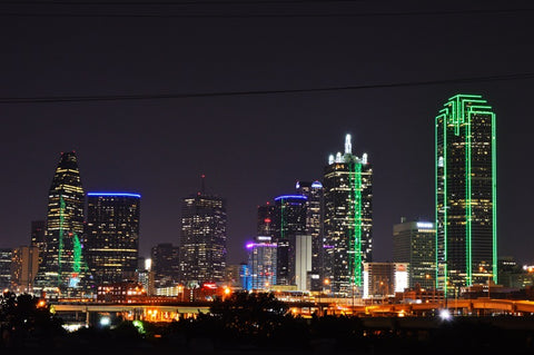 Dallas Skyline #766
