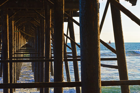 Oceanside Beach Pier #762