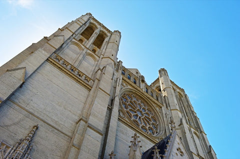 Grace Cathedral #707