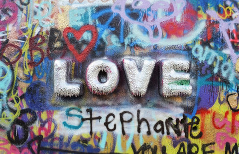 Love Graffiti #1048