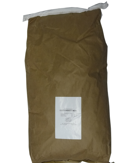 COTTON SEED MEAL 50# bag
