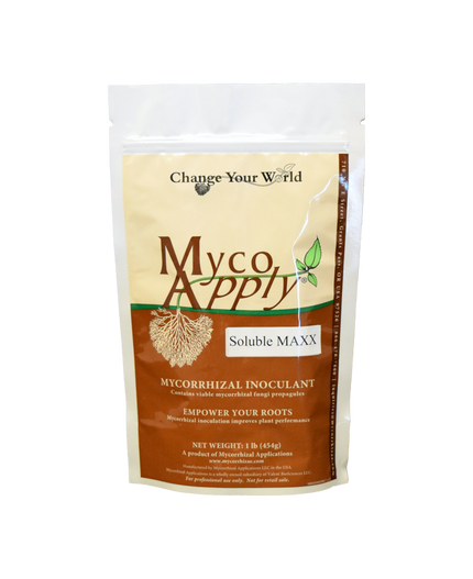Mycoapply 1 lb. Soluble MAXX OMRI listed