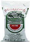 REDMOND TRACE MINERAL SALT OMRI Listed
